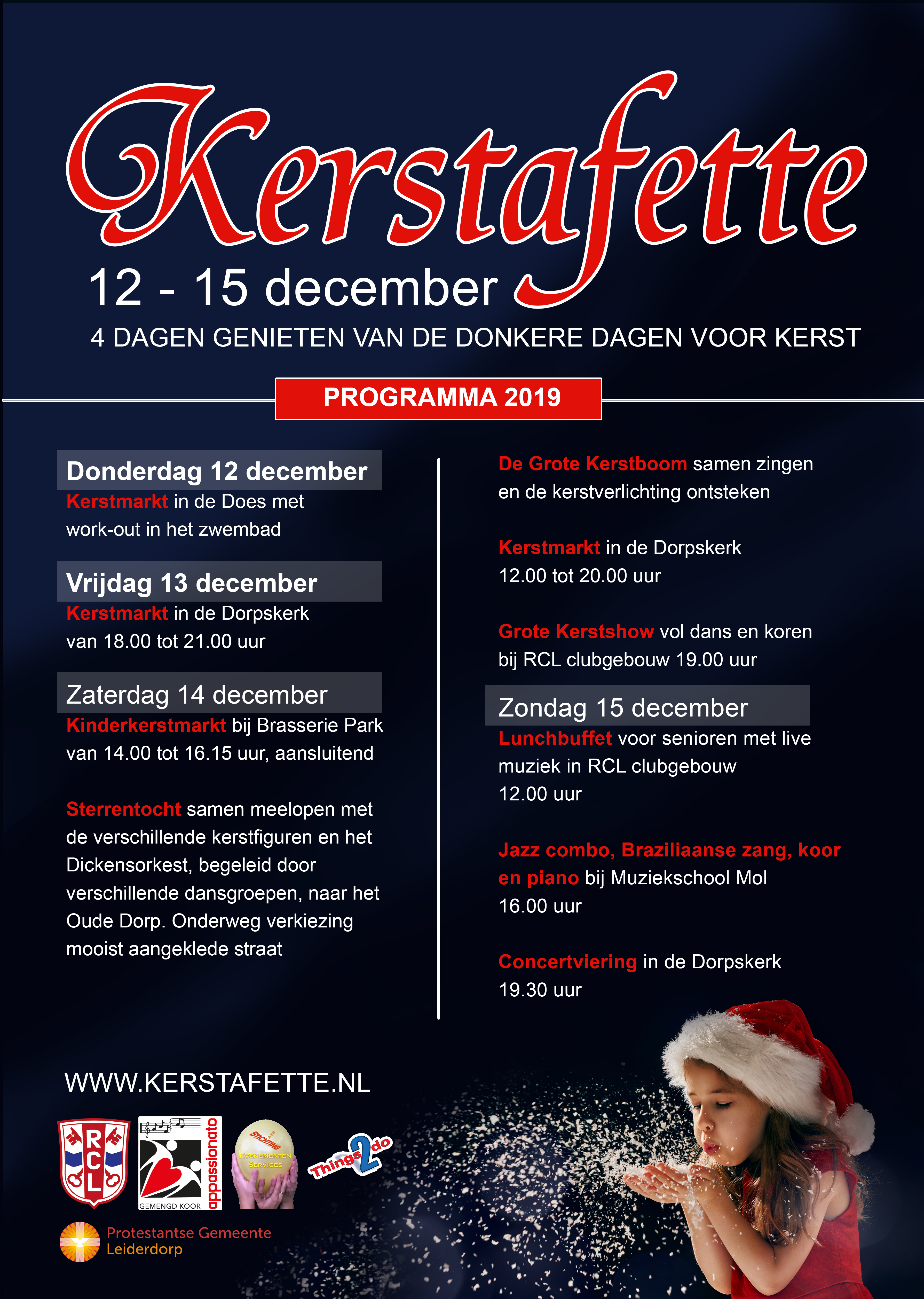 poster2019 programma rode letters